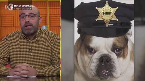 Los sindicatos de los Mossos denuncian a TV3 por llamarles perros de mierda