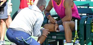 Post de La retirada de Rafa Nadal y su última queja por la cantidad de partidos en pista dura