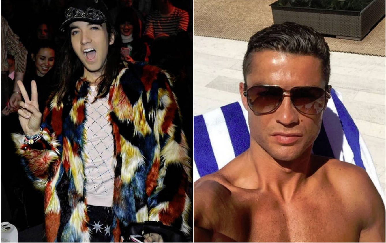 Foto: Aless Gibaja y Cristiano Ronaldo (Instagram)