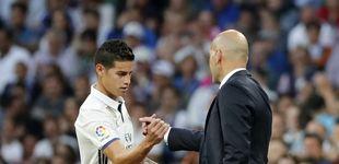 Post de El Real Madrid y el marrón de vender a James Rodríguez a precio de saldo