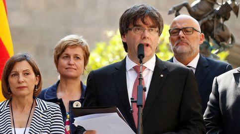 TV3 omite la pitada a Carles Puigdemont en Badalona