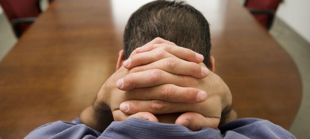 Foto: La ansiedad afecta a alrededor de un tercio de la población estadounidense. (Corbis)