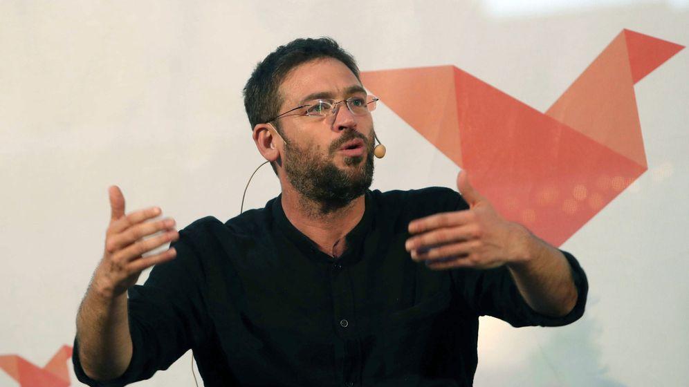 Foto: El exsecretario general de Podem, Albano-Dante Fachín. (EFE)