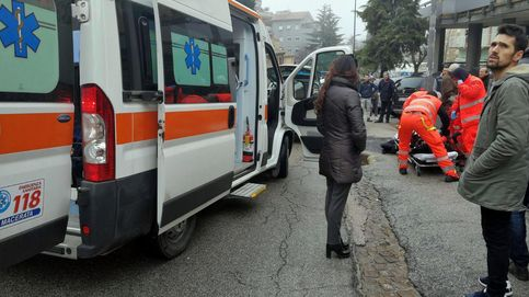 Al menos seis heridos en un tiroteo contra extranjeros en Italia