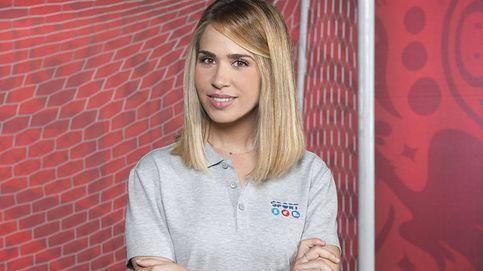 La reportera de Telecinco María Gómez, acosada en el Mundial de Rusia 2018
