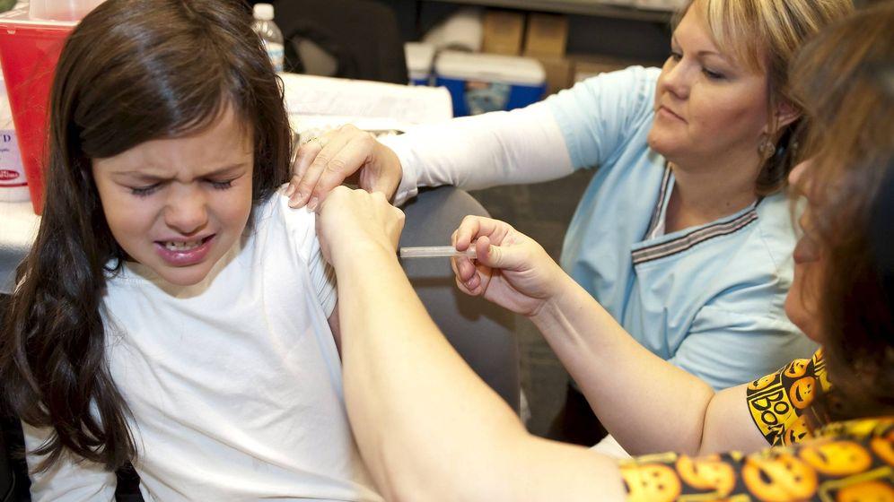 Foto: Asturias adelantará en tres años la edad de vacunación contra el VPH (EFE/Kenny Crookston)