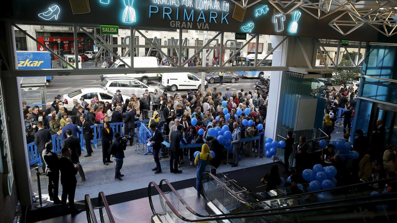 Primark invertirá 50 millones en otras cuatro aperturas en Mallorca, Valencia, Bilbao y Tarragona. (Reuters)