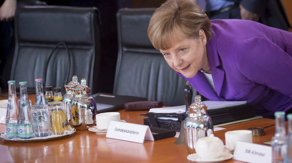 Foto: La canciller alemana, Angela Merkel