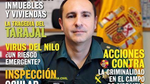 Los jefes de la Guardia Civil, de uñas: seis meses siendo estafados por unos impostores