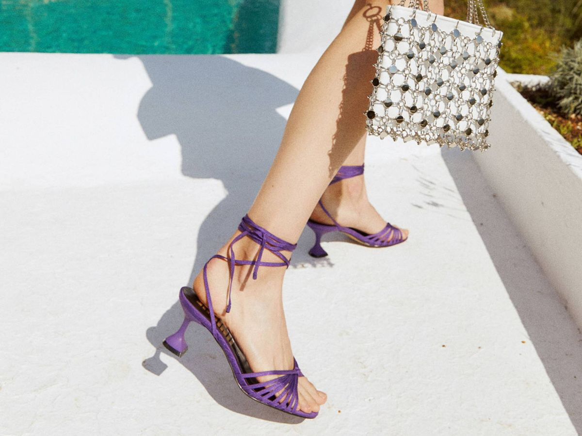 Foto: Las sandalias de Sfera. (Cortesía)