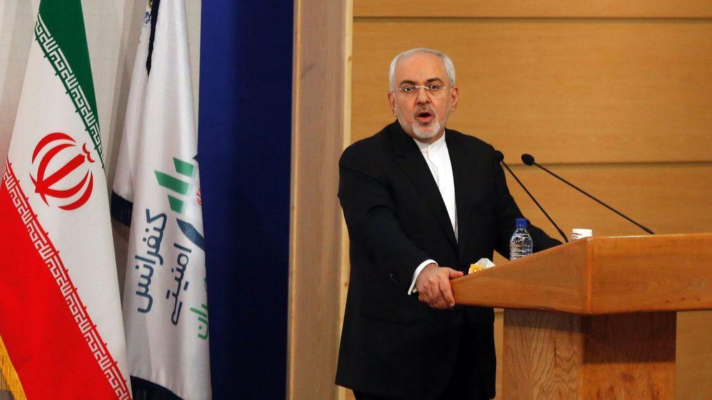 Foto: El ministro de Asuntos Exteriores iraní, Mohamad Yavad Zarif. (EFE)