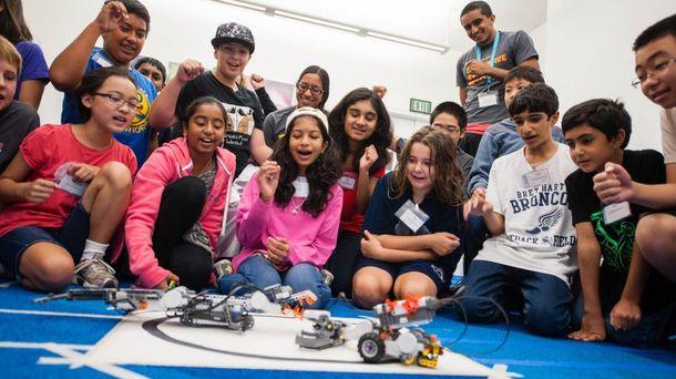 Foto: Este verano, campamento tecnológico para tus hijos