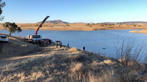 La sequía desvela un misterio en Córdoba: coche y cadáver afloran en un pantano