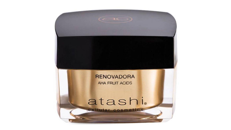 Crema Renovadora Aha Fruit Acids de Atashi.
