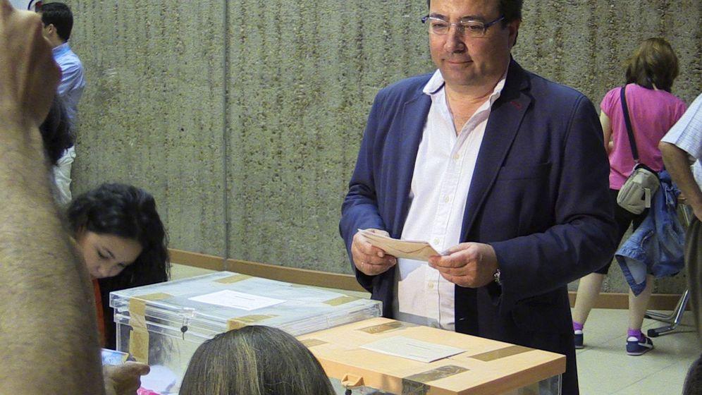Foto: El presidente de la Junta de Extremadura, Guillermo Fernández Vara (EFE)