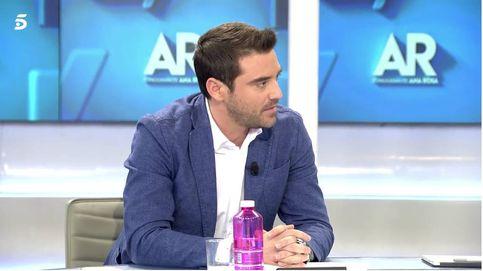 Javier Negre reaparece en 'Ana Rosa' y explica la razón de su retirada temporal