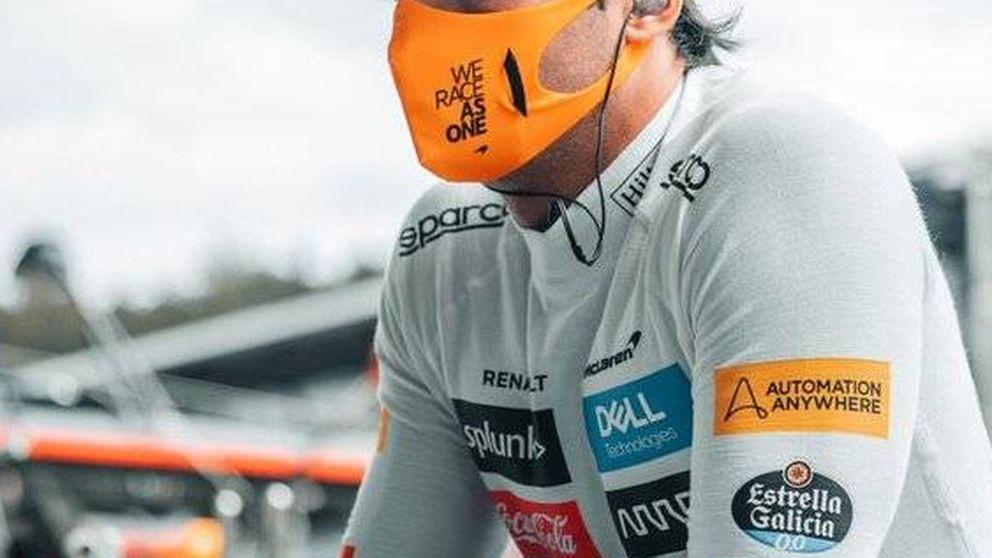 Carlos Sainz, a por la décima y la curva que me faltaron para tener un gran resultado