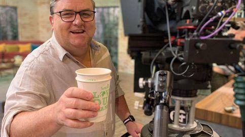 Un presentador británico celebra sus 50 años adelgazando 6 kilos en un mes