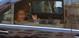 Post de La reina Sofía y Jaime de Marichalar, invitados sorpresa a la boda de Sofía Palazuelo
