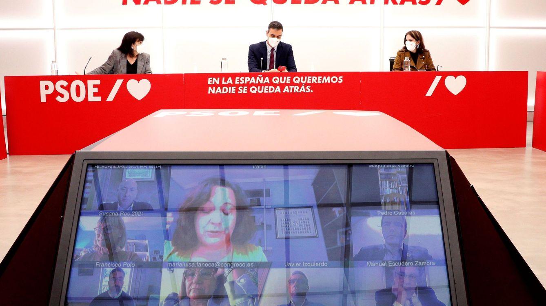 Ferraz, primer aviso: el PSOE pide renovar en algunos casos los liderazgos autonómicos