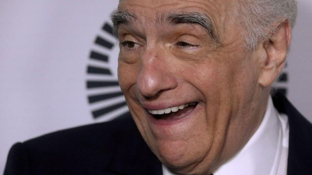 Foto: Martin Scorsese, durante la 'premiere' de 'The Irishman'. (Reuters)