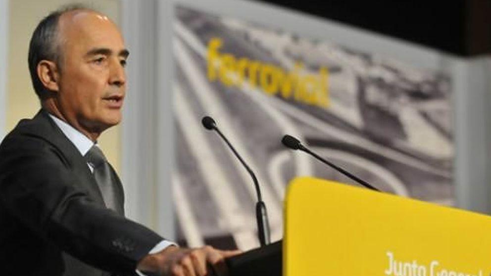 Rafael Del Pino aumenta su inversión en Ferrovial un 3,11%