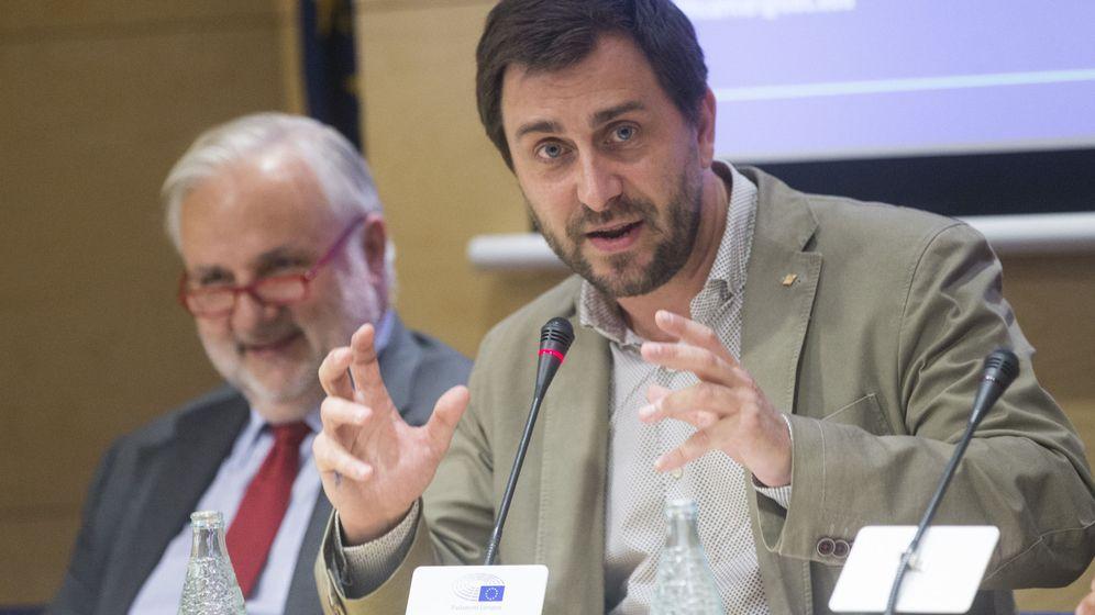 Foto: El exconsejero de Salud de la Generalitat ,Toni Comín. (Efe) r