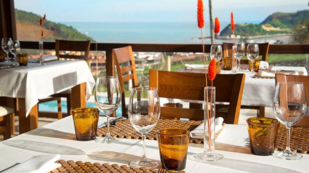 Foto: Vistas desde el Hotel Villadesella