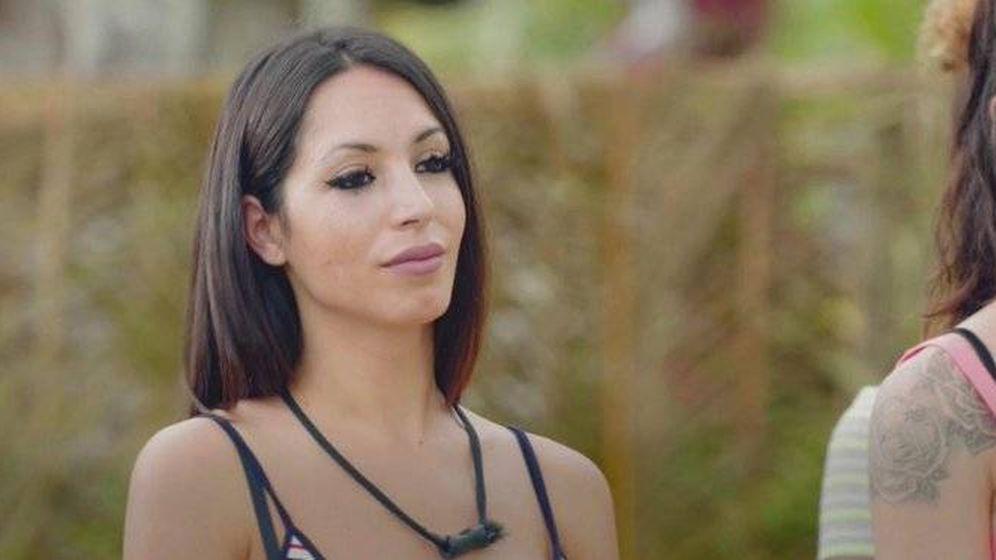 Foto: Melani, eliminada de 'La isla de las tentaciones'. (Cuatro)
