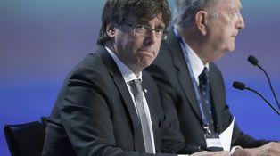 Puigdemont, sin los del referéndum pactado