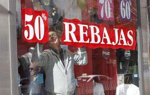 Las ventas del comercio minorista suben un 0,1% en abril