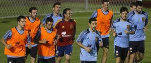 La Federación denuncia al periodista que contó la noticia de la fiesta de los jugadores en Recife
