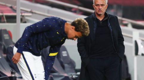 Dele Alli, el último de una larga lista de jugadores humillados por José Mourinho