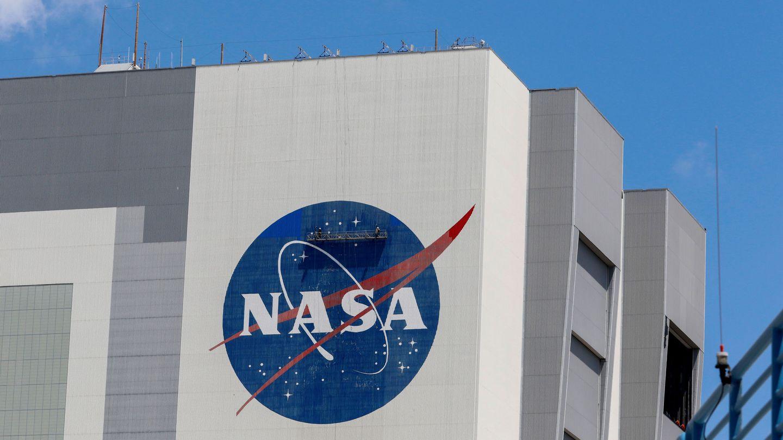 Logo de la NASA. (Reuters)