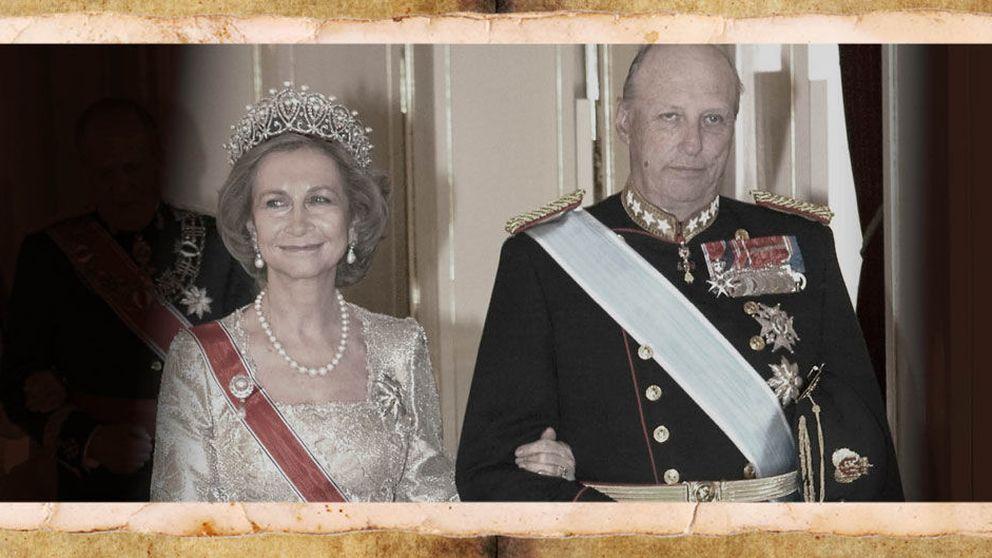 Harald de Noruega, el apuesto príncipe que dio 'calabazas' a Sofía de Grecia