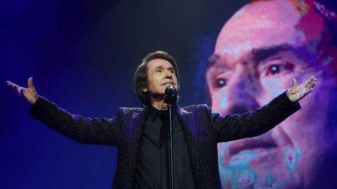 Raphael responde a la polémica de su multitudinario concierto en Madrid