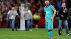 El resbalón de Junior Firpo y la crisis del Barcelona en la Liga de las sorpresas