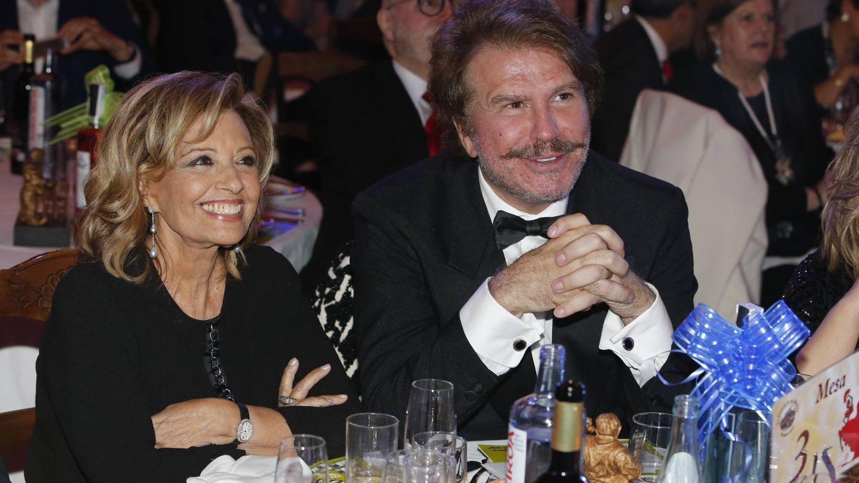 Foto: Bigote y María Teresa en una imagen de archivo (Gtres)