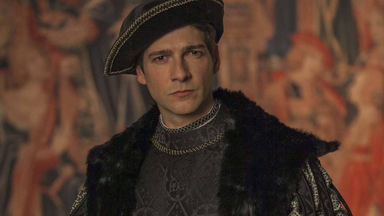 Félix Gómez, en 'Carlos, Rey Emperador'. (TVE)