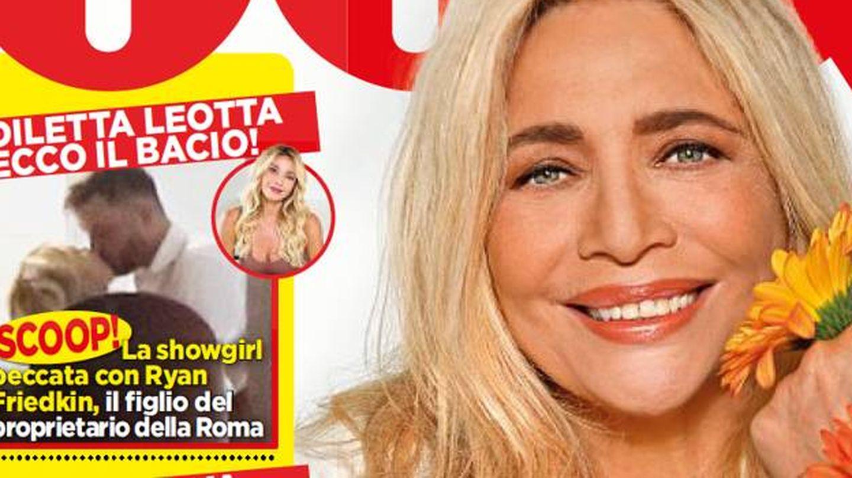 La portada de 'Oggi'.