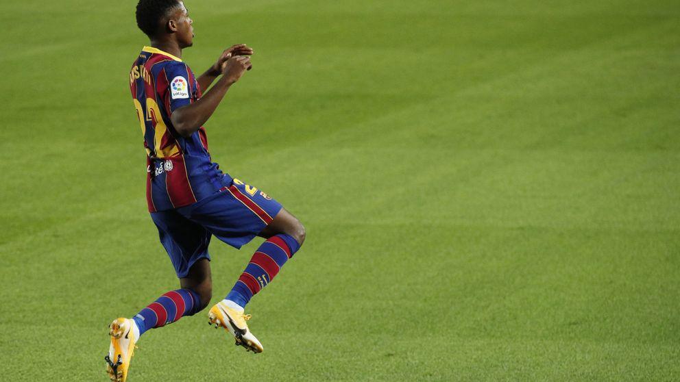 El Barça se pega un tiro en el pie: echar a Bartomeu para tener que vender a Ansu Fati