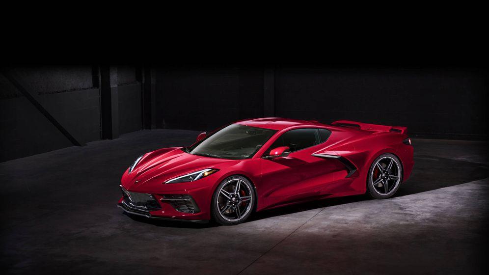 Foto: Corvette, el deportivo americano desde 1953