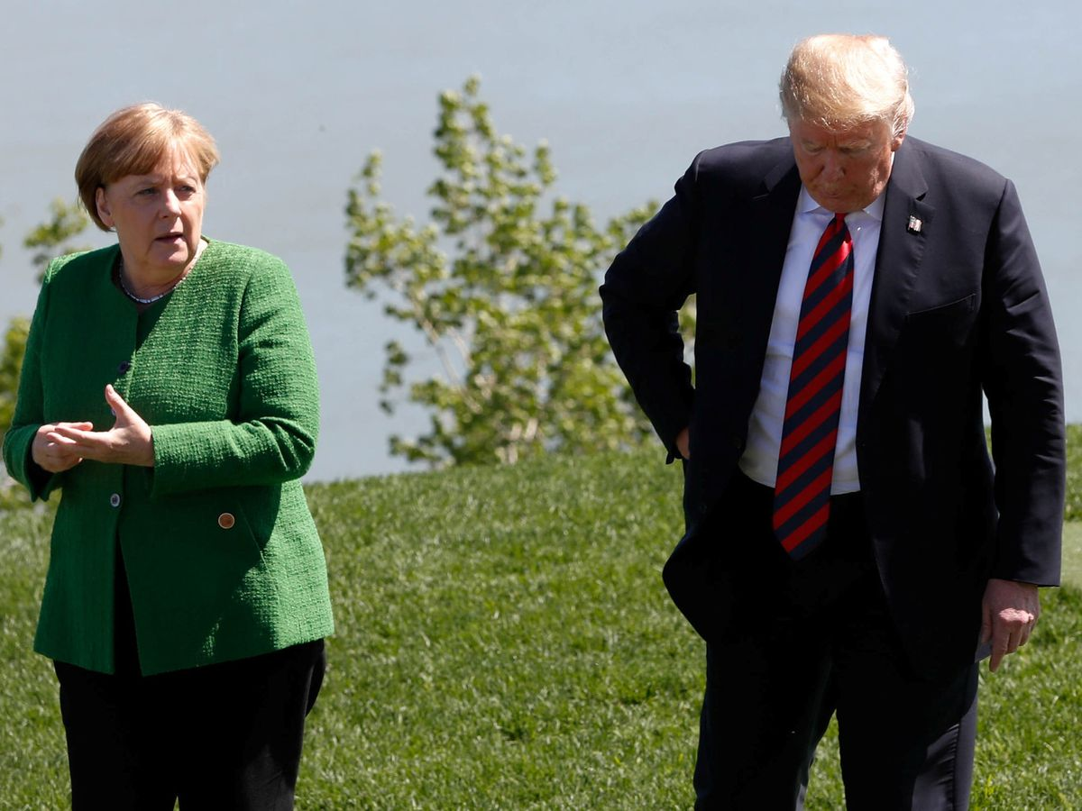 Foto: Donald Trump en una imagen de archivo. (Reuters)