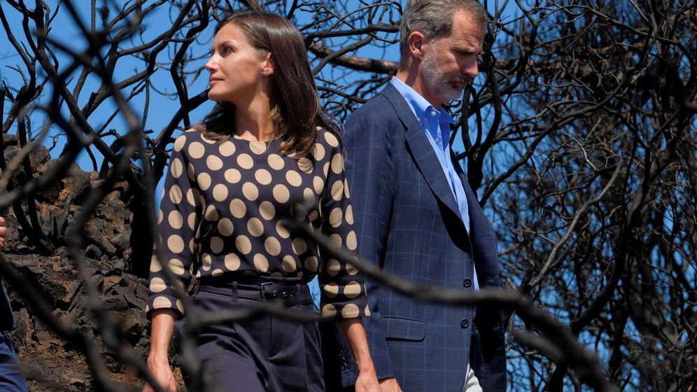 Foto: La reina Letizia y el rey Felipe VI, en una imagen de archivo. (EFE)