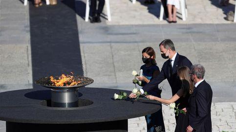 Homenaje a las víctimas del covid   No dejamos que muriesen solos