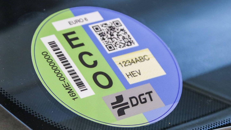 Los últimos diesel tienen etiqueta ECO.