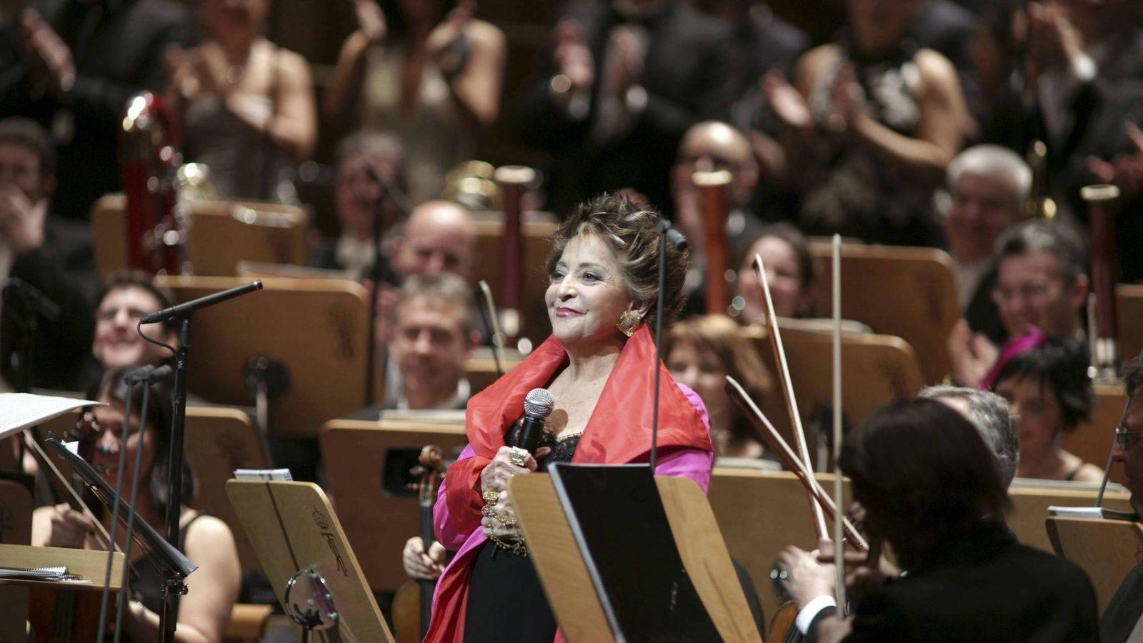 Foto: La cantante de ópera Teresa Berganza. (EFE)