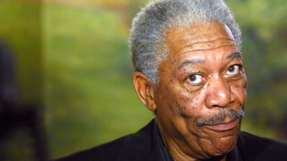 Foto: El actor Morgan Freeman en una foto de archivo. (Getty)