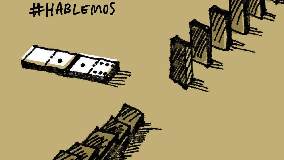 Foto: #Hablemos, plataforma ciudadana a favor del diálogo entre España y Cataluña
