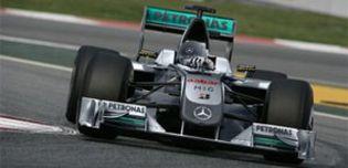 Foto: Petronas será el principal patrocinador de Mercedes GP